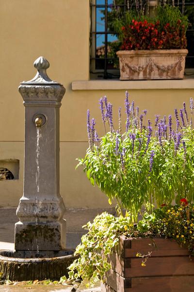Piazza at Avigliane