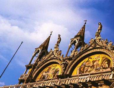 Detail, Duomo San Marco, Venice