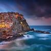Manarola Sunset, Cinque Terre (Italy)