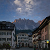 San Candido, Val Pusteria, Italy
