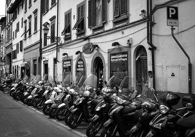 Florence: via Palazzuolo