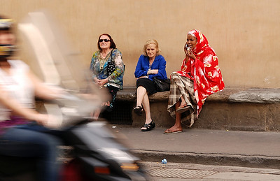 Cultures Intermingling