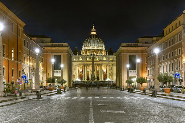 Saint Peter's - Vatican City