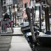 canal-side seating | venezia