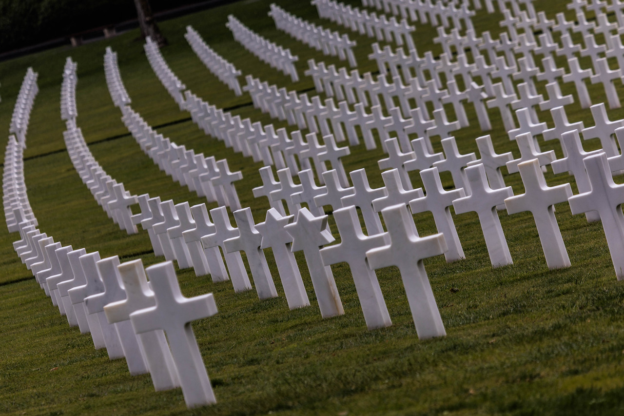 Italy-florence-american-cemetery-memorial-graves-1