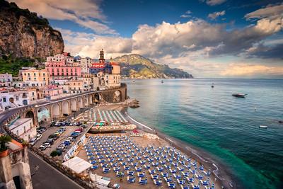 Atrani, Italy.
