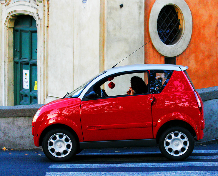 Sports Car, Roma