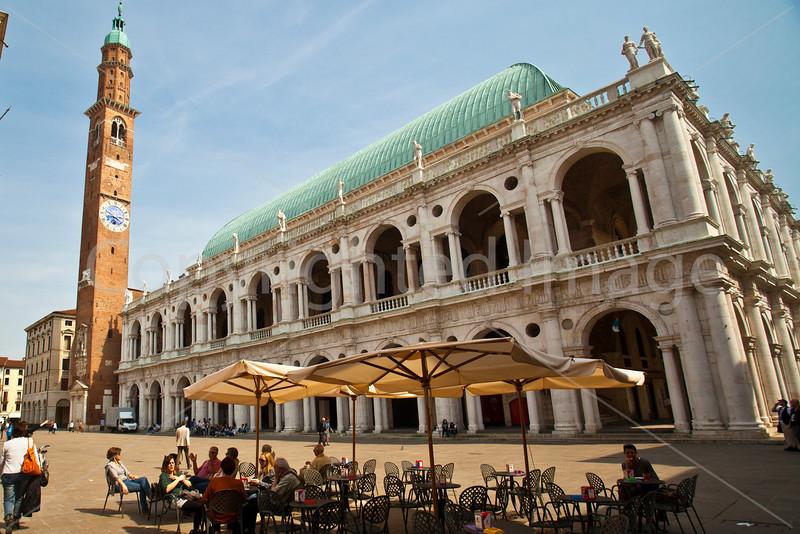 Piazza dei Signori-Vicenza