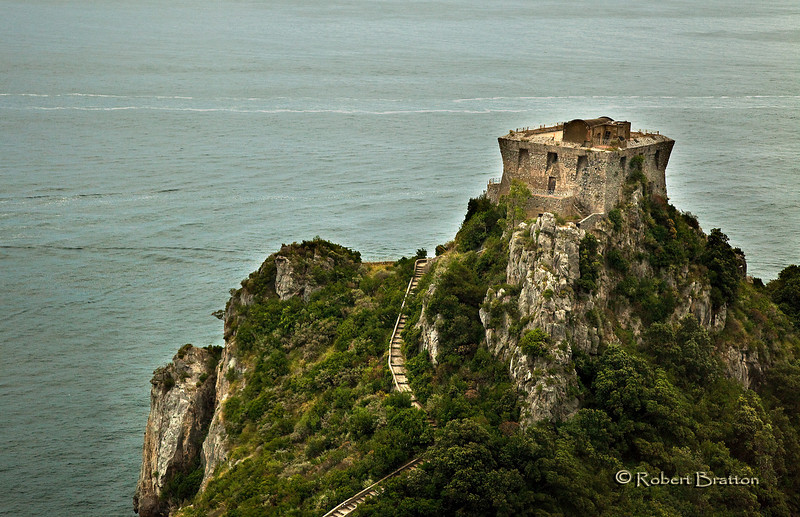 Pirate Lookout on the Amalfi Coast
