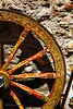Wagon Wheel in Sicily