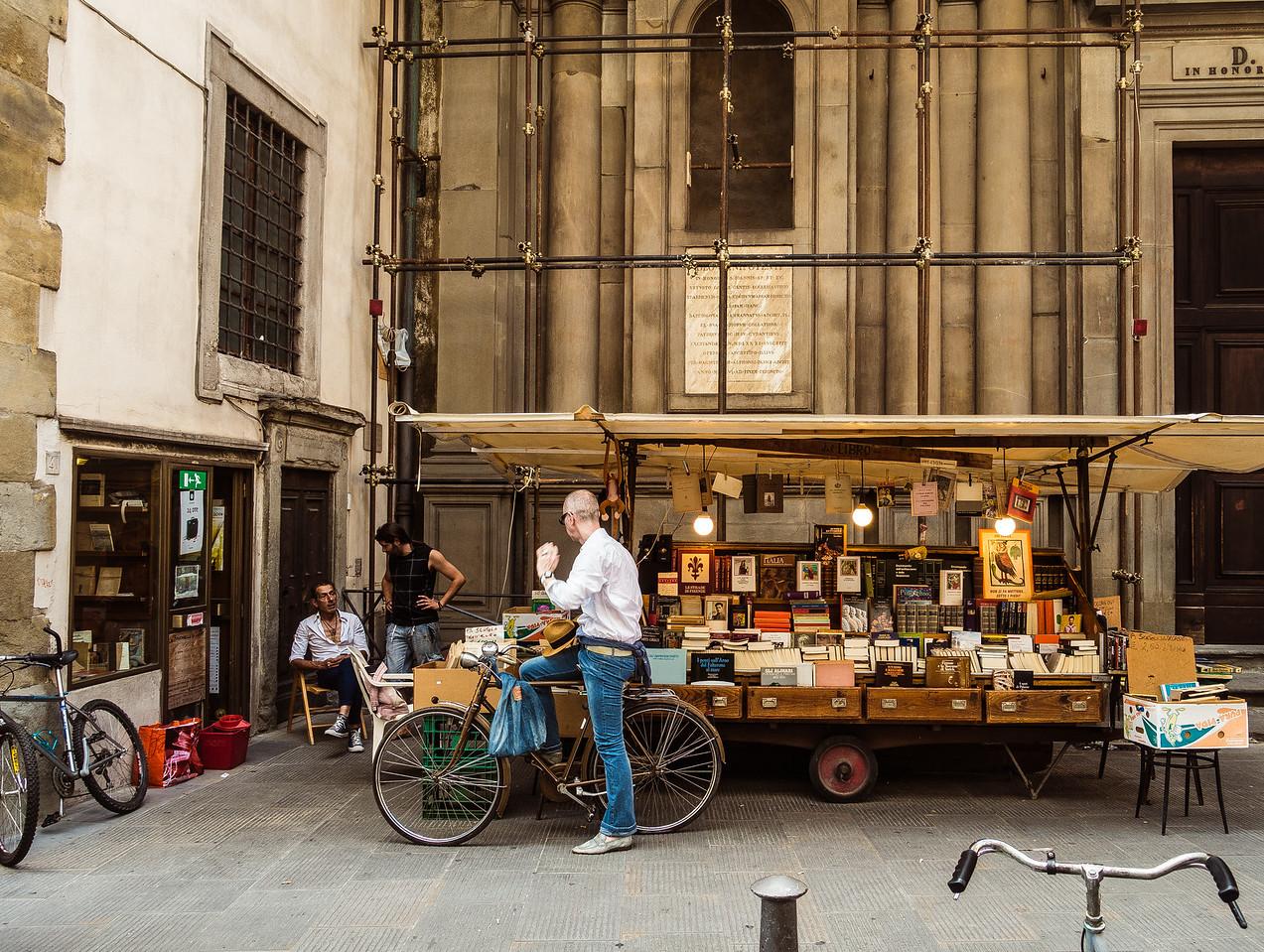 The perfect Italian street shot