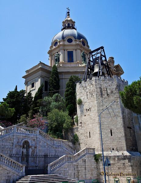 Shrine of Cristo Re in Messina