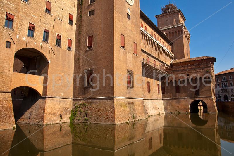 Castello Estense-Ferrara