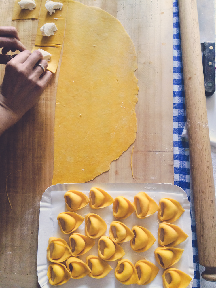 Learn to make pasta in Bologna. Discover the best things to do in Bologna if you only have a little time.