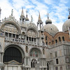 The roofline of the Basilica Di San Marco, extremely ornate and from another time