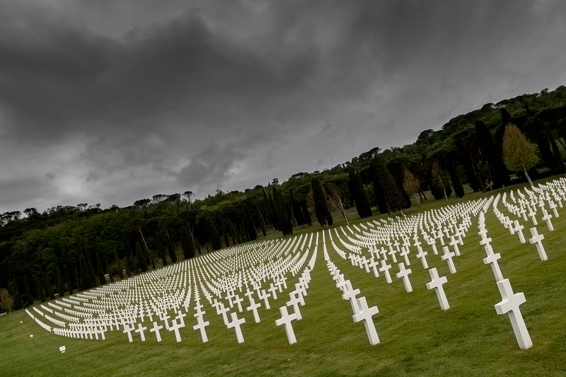 Italy-florence-american-cemetery-memorial-graves-1-1-HDR-2