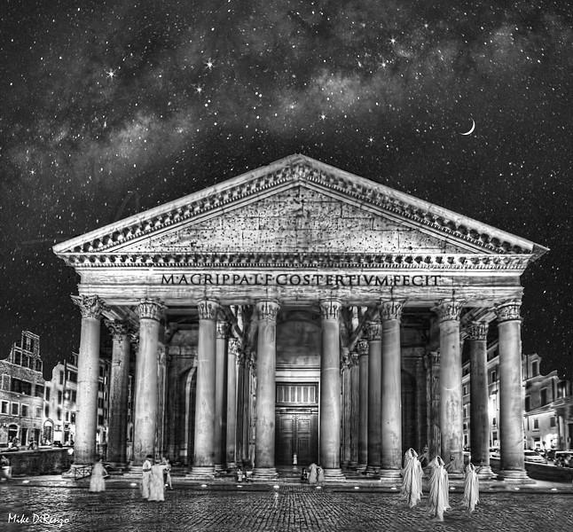 Pantheon 146 AD   5485  w24