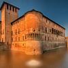 Castle of Fontanellato (Italy)