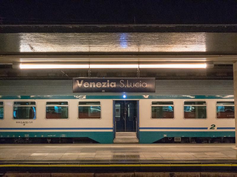 Venice St. Lucia Railway Station