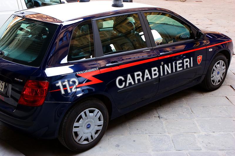 Carabinieri, Firenzi