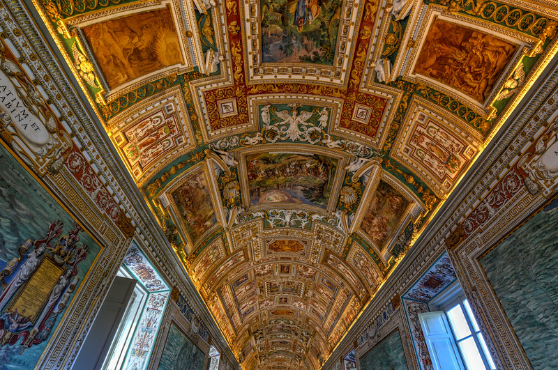 Gallery Museum - Vatican City