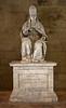 Statue in the Accademia Musicale Chigina in Siena