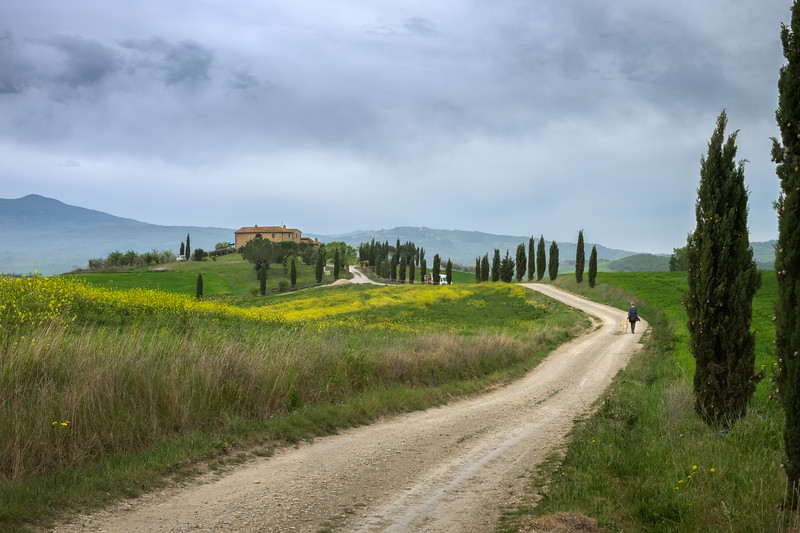 Wanderlust in beautiful Tuscany