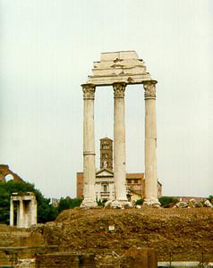 Roman Forum -- Rome, Italy