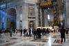 "St. Peter's Basilica, Vatican City  <form target=""paypal"" action=""https://www.paypal.com/cgi-bin/webscr"" method=""post""> <input type=""hidden"" name=""cmd"" value=""_s-xclick""> <input type=""hidden"" name=""hosted_button_id"" value=""25GTZCLW493J6""> <table> <tr><td><input type=""hidden"" name=""on0"" value=""Sizes"">Sizes</td></tr><tr><td><select name=""os0""> 	<option value=""Matted 5x7"">Matted 5x7 $20.00 USD</option> 	<option value=""Matted 8x10"">Matted 8x10 $40.00 USD</option> 	<option value=""Matted 11x14"">Matted 11x14 $50.00 USD</option> </select> </td></tr> </table> <input type=""hidden"" name=""currency_code"" value=""USD""> <input type=""image"" src=""https://www.paypalobjects.com/en_US/i/btn/btn_cart_SM.gif"" border=""0"" name=""submit"" alt=""PayPal - The safer, easier way to pay online!""> <img alt="""" border=""0"" src=""https://www.paypalobjects.com/en_US/i/scr/pixel.gif"" width=""1"" height=""1""> </form>"