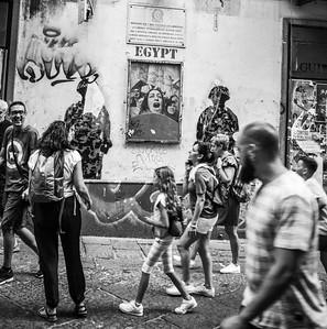 Naples: via dei Tribunali, Spanish Quarter