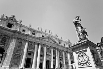 St. Peter's Basilica Piazza San Pietro Vatican City, Italy