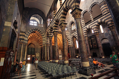 Cathedral San Lorenzo, Genoa