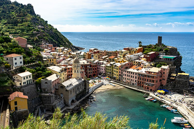 Vernazzo, the crown jewel of Cinque Terre