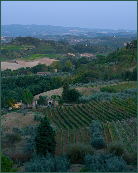 San Gimignano (Tuscany)