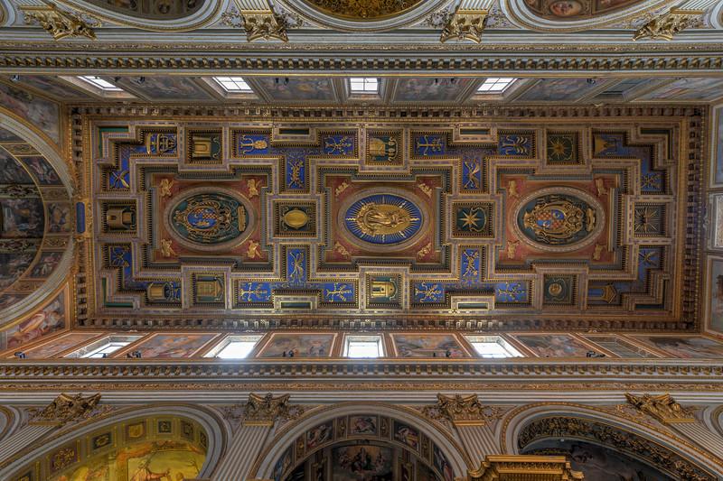 San Marcello al Corso Church - Rome, Italy