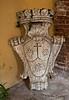 Corner DEcoration in Hotel Il Chiostro del Carmine in Siena