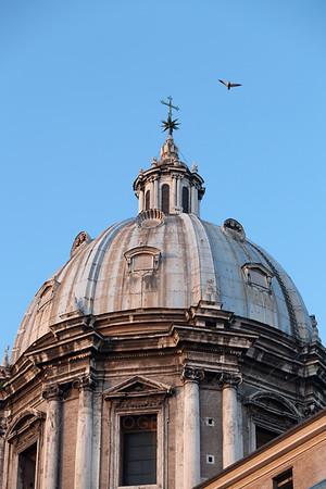 Sant'Andrea della Valle, Rome Italy