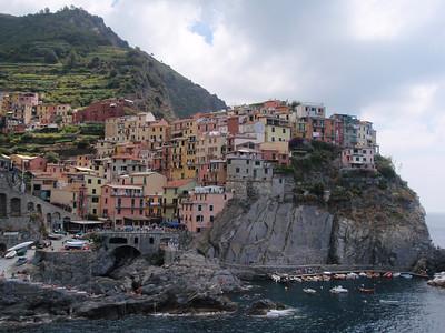 Manaroia, Cinque Terre, Italy