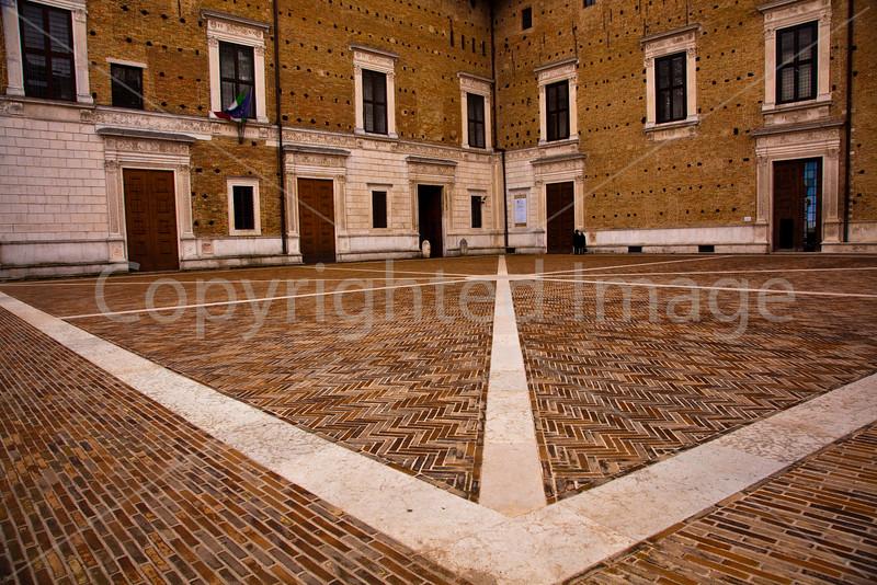 Ducal Palace-Urbino