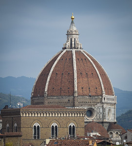 Florence: The Duomo (Santa Maria Dei Fiori)