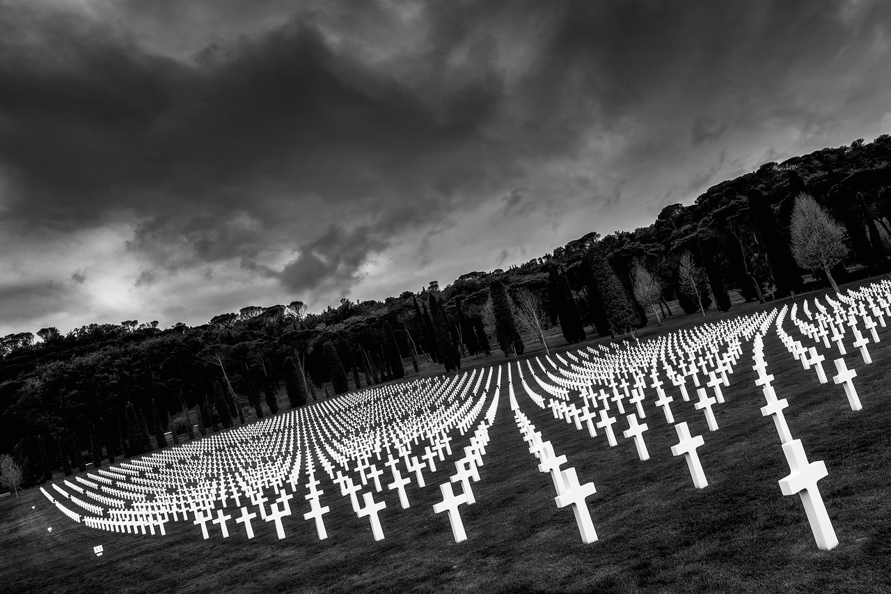 Italy-florence-american-cemetery-memorial-graves-1-1-HDR-Edit-2-2