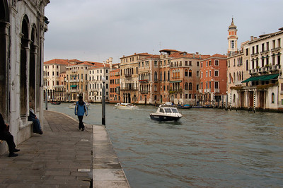 Venice, Italy October 2003