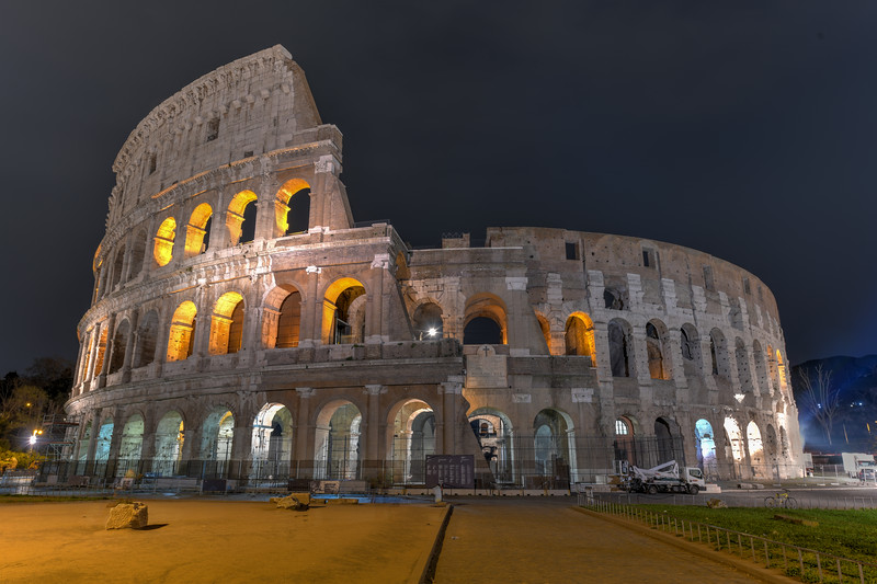 Colliseum - Rome, Italy