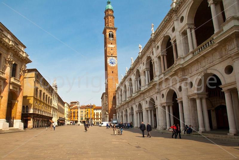 Vicenza-Piazza dei Signori