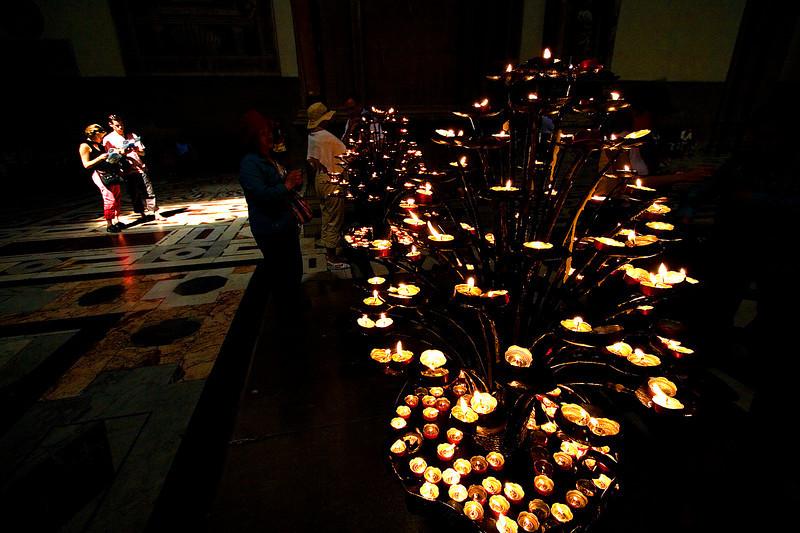 Church Candles, Firenzi