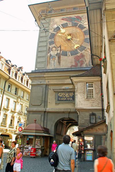 Bern's Clock Tower (c. 1191)