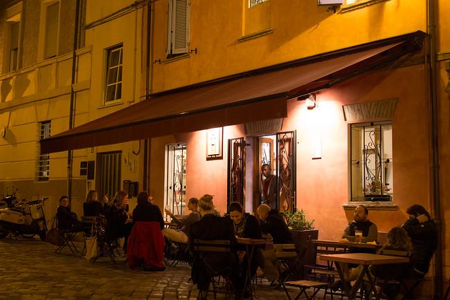 Rimini cafe