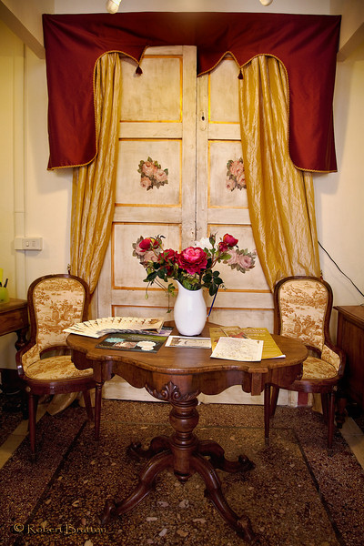 Front Office in Hotel Il Chiostro del Carmine in Siena
