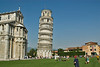 The Leaning Tower at Pisa