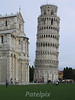Leaning Tower of Pisa (3.99 degrees)<br /> Province:   Pisa<br /> District:      Tuscany<br /> Italy, 2005